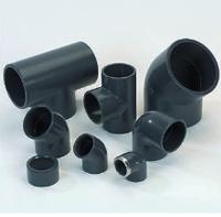 PVC тръби и напорни фитинги