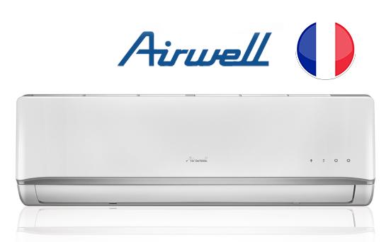 Инверторни климатици AIRWELL - РУВИК ООД
